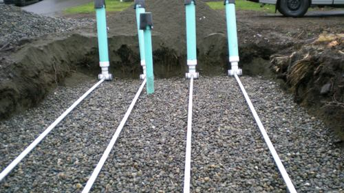 Septic System Installation - Part II