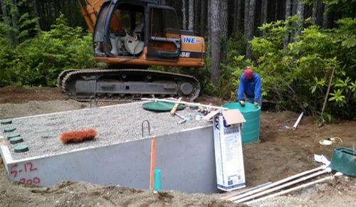 View more photos of Septic Tank Installation