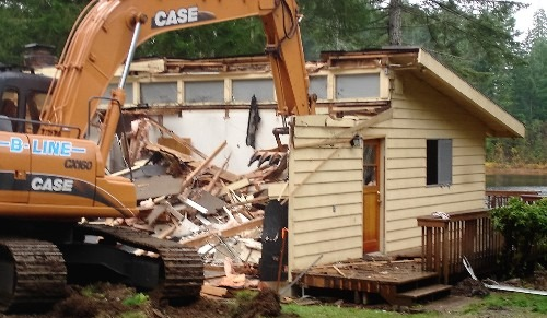 View more photos of Home Demolition Remodeling Project