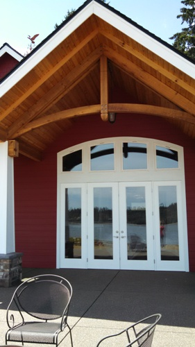 Custom Waterfront Home Project Part II - Exterior Details